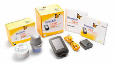 *NEW & SEALED* Freestyle Libre System 1xSensor 1xReader FREE WORLDWIDE SHIPPING