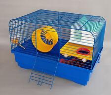 Una gabbia da criceti con casetta ruota Bottiglia D'acqua Topi Mouse Accessori Piccoli Animali