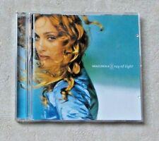 "CD AUDIO DISQUE INT / MADONNA ""RAY OF LIGHT"" 13T CD ALBUM 1998 POP"