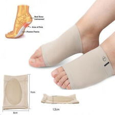 ARCH Support Shoe GEL Insole Flat Feet Pad PAIN RELIEF Plantar Fasciitis Foot SP