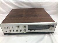 Vintage Mitsubishi DA-R8 Stereo Receiver AM FM Tuner DAR8
