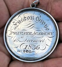 More details for large william iv 1836 euston grove academy silver 1.85