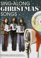 SING ALONG CHRISTMAS SONGS Book & CD
