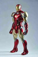 Comicave Studios 1:12 Iron Man MK85 Alloy Die-cast Action Figure Toy Collectible