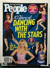 People Collectors Edition 10 Years Dancing With The Stars 2015 FREE SHIPPING JB