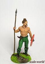 Tin soldier, figure. Barbara. Celt 54 mm