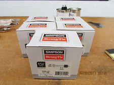 "SIMPSON STRONG-TIE PDPA-125 .157 DIA. X 1-1/4"" LONG (NEW 5 BOX LOT, 500 PCS)"