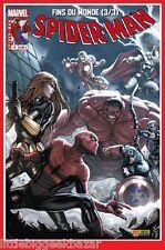 SPIDER-MAN 8 08 Février 2013 Spiderman Scarlet Superior Panini Marvel # NEUF #