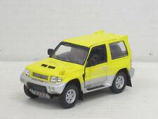 Mitsubishi Pajero in gelb/silber, ohne OVP, Hongwell/Cararama, 1:43