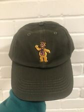 Just Hype The Muppets Fozzy Bear Dad Cap Snapback Hat BNWT Limited Edition