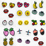 Cute Sweet Cartoon Fruit Animal Emoji Acrylic Women Girl Ear Studs Earrings Gift