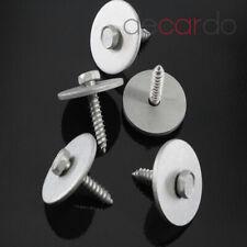 15x spreiznieten grigio scuro clip di fissaggio per MERCEDES OE a1239900092