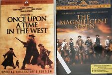Once Upon a Time in the West & The Magnificent Seven (Dvd)