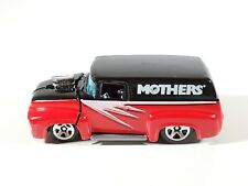 Hot Wheels Mothers Premium Wax '56 Ford F-100 Flip Nose - Loose NM