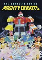 Mighty Orbots: The Complete Series (2 Disc) DVD NEW