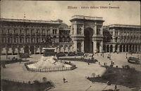 Mailand Milano Italien Italia Lombardei 1921 Galleria Vittorio Emanuele Bauwerk