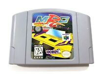 Mrc Multi Racing Championship Nintendo 64 N64 Game Original Authentic & Tested!