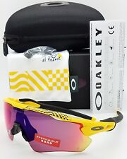 45663ab7ae5 NEW Oakley Radar EV Path sunglasses Yellow Tour de France Prizm Road  9208-6938