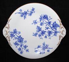 Royal Worcester, Grainger & Co. - Bread & Butter/Cake Plate - 1891 - vgc