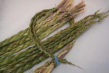 """Sweet-Grass 15""""- 20"""" Braids (12 pcs)"""