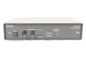 Extron VSC 50 Computer to Video Scan Converter VSC50