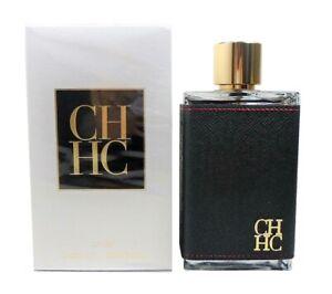 CH Herrera By Carolina Herrera Men 6.8 oz 200 ml *Eau De Toilette* Spray Sealed