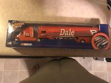 New In Box Winners Circle Dale Earnhardt Jr Diecast Trailer Rig 1:64 NASCAR