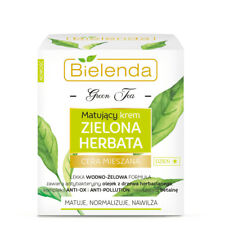 Bielenda Green Tea Mattifying Moisturizing Day Cream for Mixed Skin 50ml