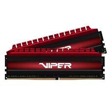 Patriot Viper 4 Series DIMM Kit 8 GB Ddr4-3000