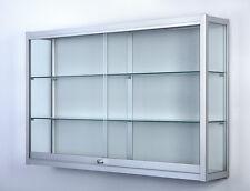 Wandvitrine,Für Sammler, für Museen  H80x125x25 W-8.125.B