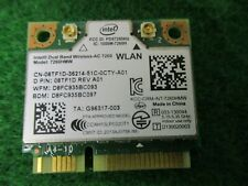 Intel Wireless AC 7260 Dual Band 2x2 AC + Bluetooth dell 08TF1D. UK Seller