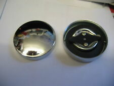 Fuel Gas Petrol CAP for CUSTOM  TANK TANKS Mustang Chop Chopper Bobber CHROME