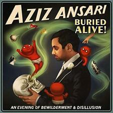 Aziz Ansari - Buried Alive (NEW 2 VINYL LP)