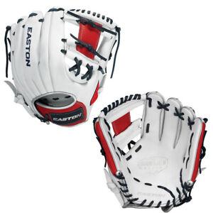 "Easton Tournament Elite Series 11.5"" Youth Infield Baseball Glove USA Edition"