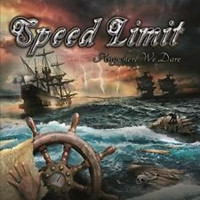 SPEED LIMIT - ANYWHERE WE DARE   CD NEW!