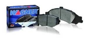 WAGNER PERFORMANCE FRONT BRAKE PAD FOR SUBARU IMPREZA WRX GC8 GDB 98-07 FORESTER