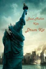 Hip Hop Professional Drum Samples Collection,AKAI,CASIO,KAWAI,KORG,ROLAND,YAMAHA