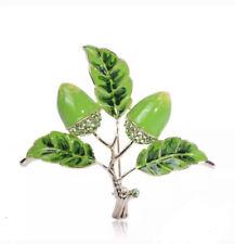 VAZIRA QUEEN Pine Nuts Brooch