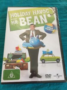 HOLIDAY HAVOC WITH MR BEAN - ROWAN ATKINSON - 9 OF THE FUNNIEST MOMENTS - NEW