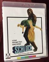 NEW SEALED SCHLOCK Blu-Ray Arrow Video Special Edition