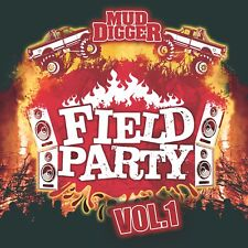Mud Digger Field Party Volume 1 CD LACS Demun Jones Moonshine Bandits  FREE Ship