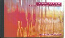 QE2 LETTERS BY NIGHT PRESTIGE BOOKLET DX32