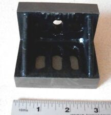 Web End Angle Plate 3 x 2-1/2  x 2 Slotted,