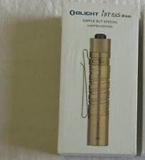 Olight i5T EOS Brass Limited Edition 300 Lumen AA Battery