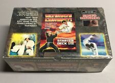 (1) Ultimate Combat Limited Edition Starter Deck box TCG CCG 1995 cards