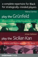 A Complete Repertoire for Black for Strategically Minded Players (Chess Book)