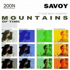 Savoy - Mountains Of Time (+CD) (NEW VINYL LP)