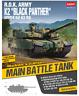 Academy  #13511 Plastic Model Kit  1/35 R.O.K. Army K2 Black Panther