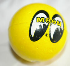 Moon Antennenball Gelb,  Yellow Eyes *US Hotrod-Custom-Rockabilly*