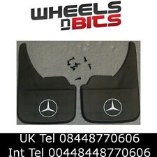Logo Mercedes Avant Universel Voiture gardes-boue classe R arrière avant garde boue bavette
